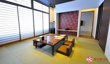 大阪京都溫泉會館推薦「SPA&HOTEL 水春 松井山手店」的和室房型
