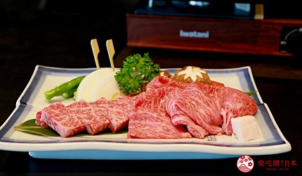 日本三大和牛滋賀近江牛推薦餐廳毛利志滿近江牛涮涮鍋牛排