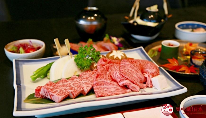 吃日本三大和牛近江牛就到這!滋賀百年以上的老店「毛利志滿」石燒和牛套餐試吃報告