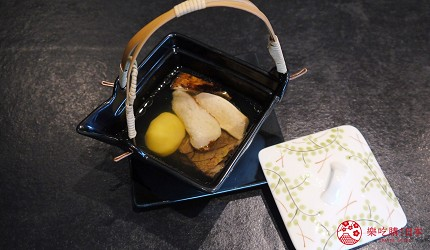 日本三大和牛滋賀近江牛推薦餐廳毛利志滿近江牛三上石燒套餐松茸牛肉湯