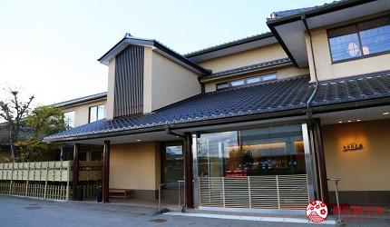 日本三大和牛滋贺近江牛推荐餐厅毛利志满店舖外观