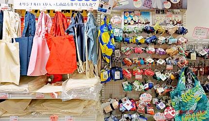大阪必逛文具包装采购天堂「シモジマ 下岛包装广场・文具商城 心斋桥店」贩卖的「购物袋」