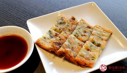 大阪關西機場燒肉吃到飽あぶりやaburiya姊妹店ワンカルビ臨空城店海鮮煎餅