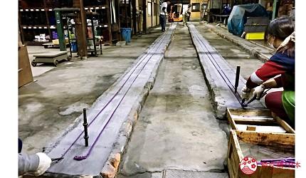 關西自由行必去推薦推介大阪難波和泉市參觀的玻璃珠工廠