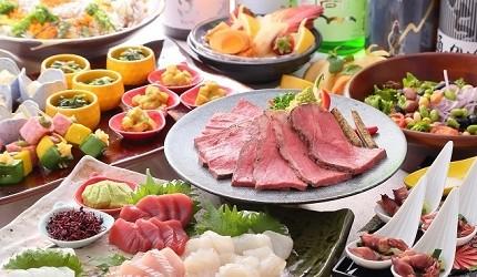 大阪住宿推荐:阪急梅田站走路5分钟「梅田比纳里奥饭店」-餐厅璃泉