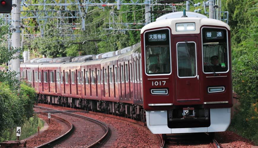 京阪神交通阪急電車