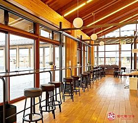 奈良必看世界遺產平城宮跡天平美食館店內