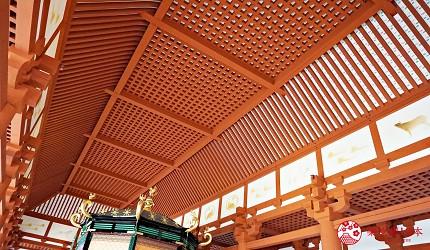 奈良必看世界遺產平城宮跡大極殿鑲嵌技術