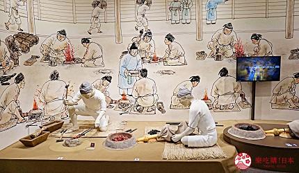 奈良必看世界遺產平城宮跡平城宮跡諮詢館情景重現