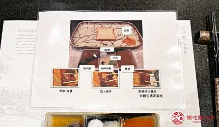 心齋橋「みやざき館」品嚐日本和牛3連霸之「宮崎牛」的鐵板現煎-吃法教學